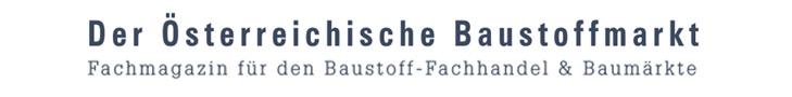 OEBM Der Österreichische Baustoffmarkt