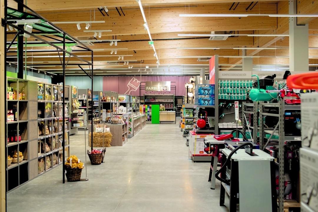 Baumärkte und Gartencenter ab 14. April geöffnet